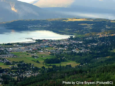 Salmon Arm Picture